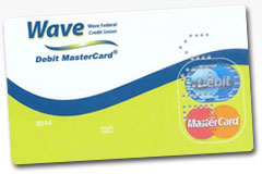 wave debit card
